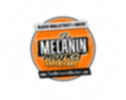 logo - The Melanin Market also with whit