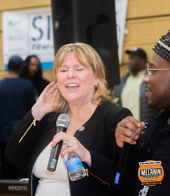 NJ Councilwoman, Carol Murphy