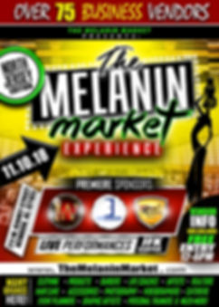 the  melanin market final front flyer  -
