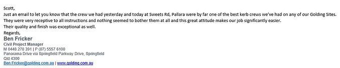 Golding nice email.JPG