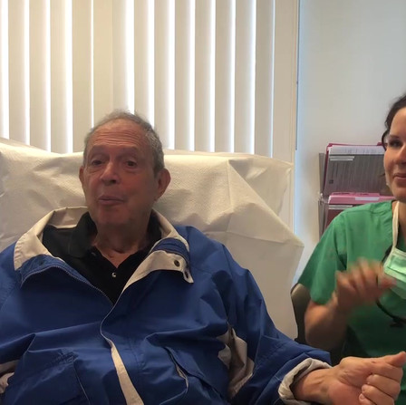 My Mohs patient wrote a song for me about Mohs surgery!