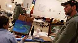 Ken teaching