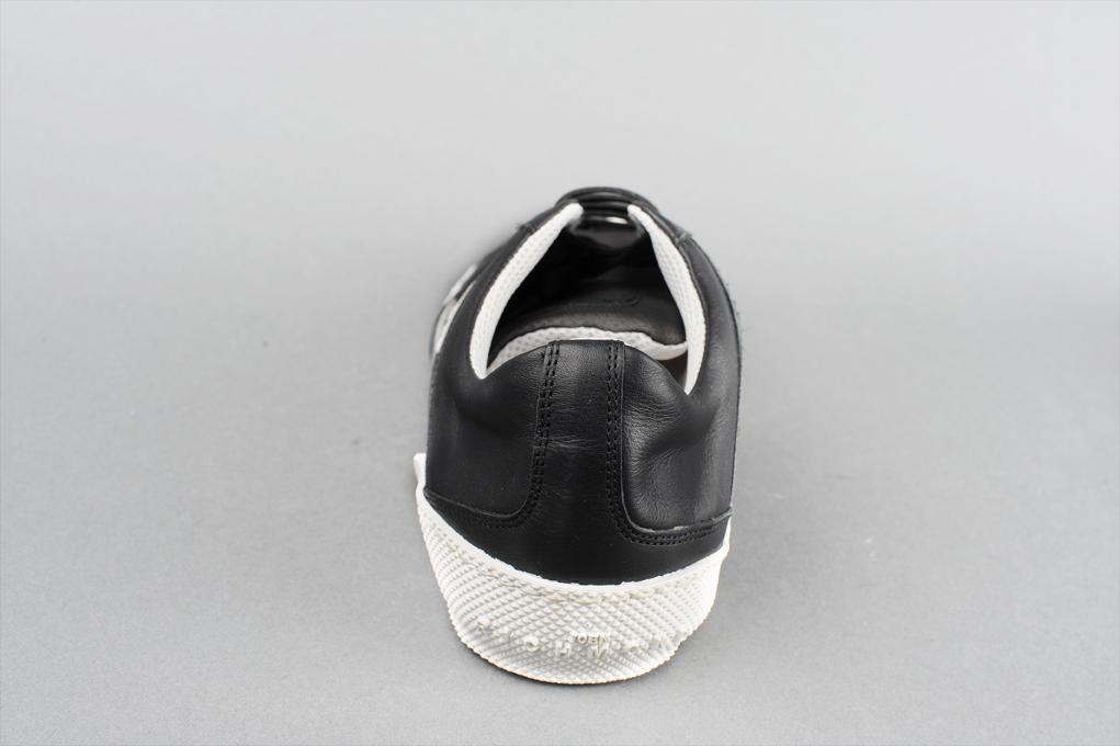 Black Sneakers Back