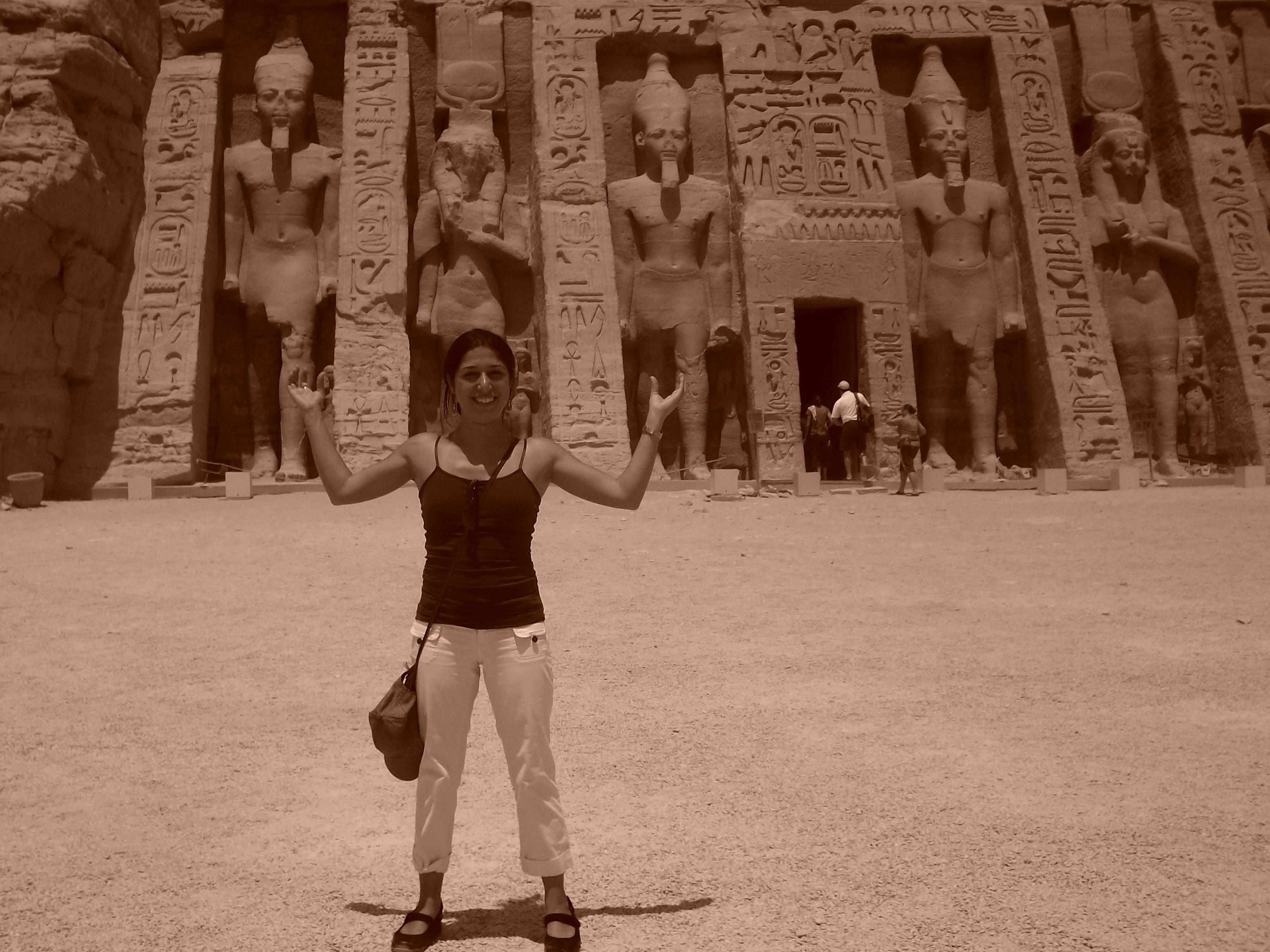 Egypt- Abu Simbel 2010