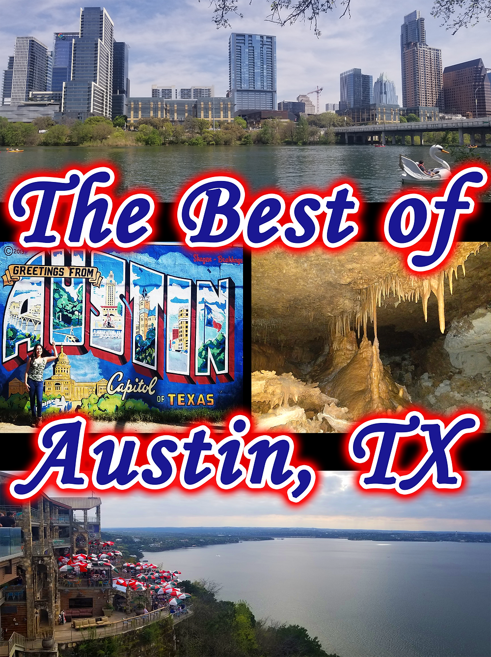Austi texas, a guide to Austin, music capital of the world, visit austin texas