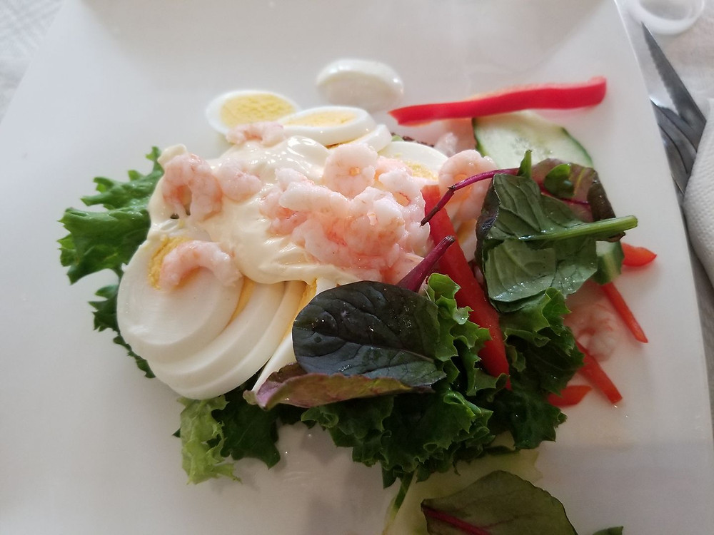 Danish open face sandwich, Danish cuisine