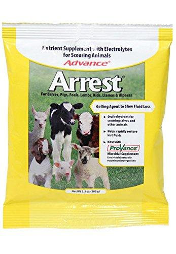 Advance Arrest Nutrient w/Electrolytes for scouring animals with ProVance for li