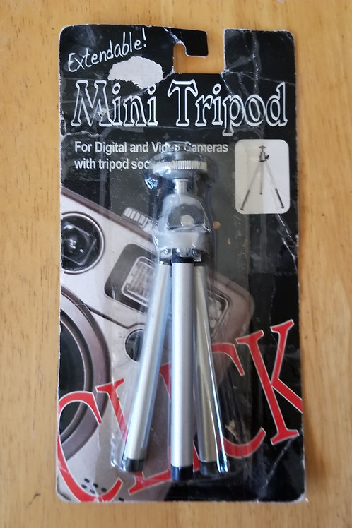 Extendable Mini Tripod
