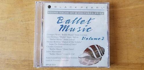 Black Pearl Ballet Music - Volume 2 CD