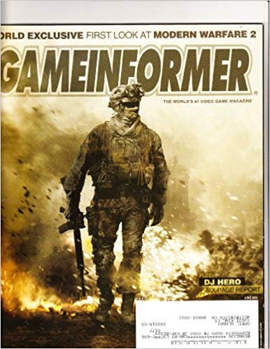 Gameinformer June 2009