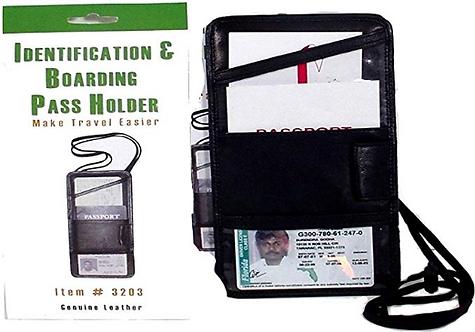 ID and Passport Holder