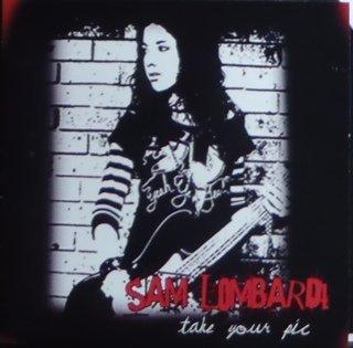 Sam Lombardi Take Your Pic CD