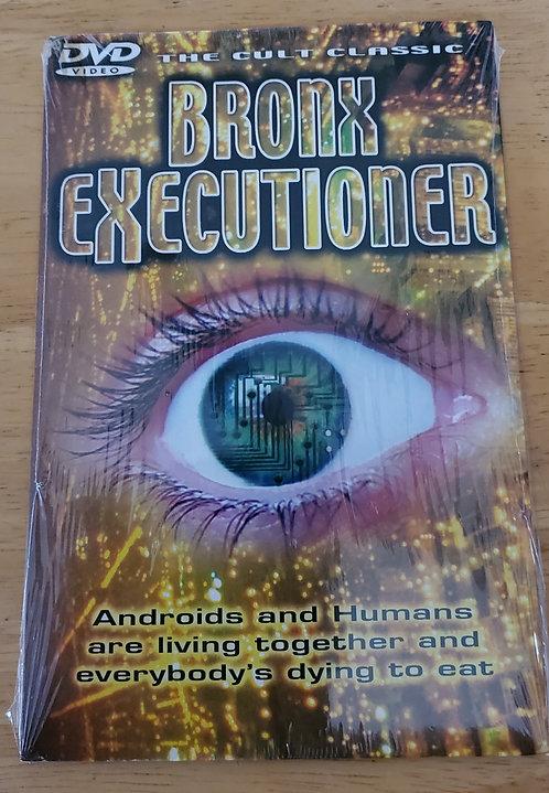 Vintage Bronx Executioner Cult Classic DVD Sealed
