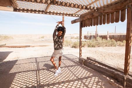 USA Palm Springs Model Alexandra L.A. Mo