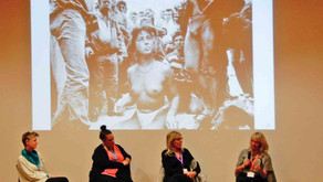 Auckland festival of photography Panel talk