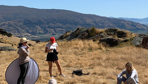 BTS with Perriam. Wanaka