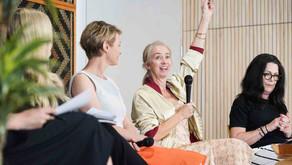 Women's Work: A Different Lens Panel talk. International Women's Day