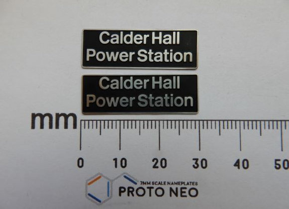 31276 Calder Hall Power Station
