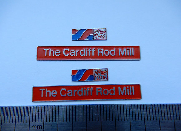 37229 The Cardiff Rod Mill