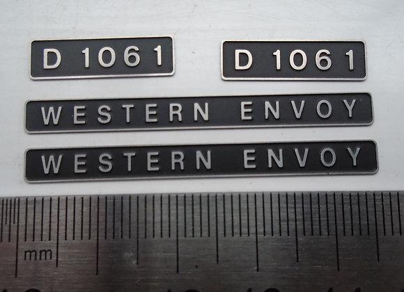 D1061 WESTERN ENVOY