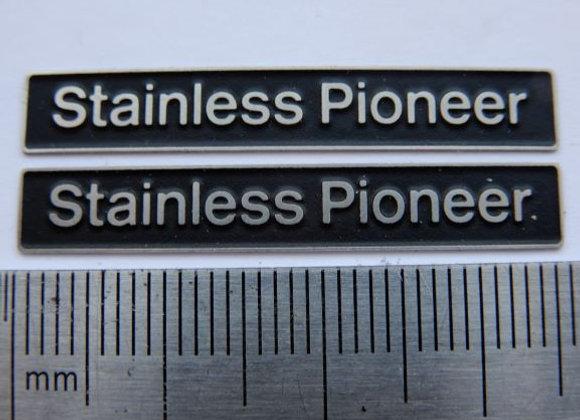 60062 Stainless Pioneer