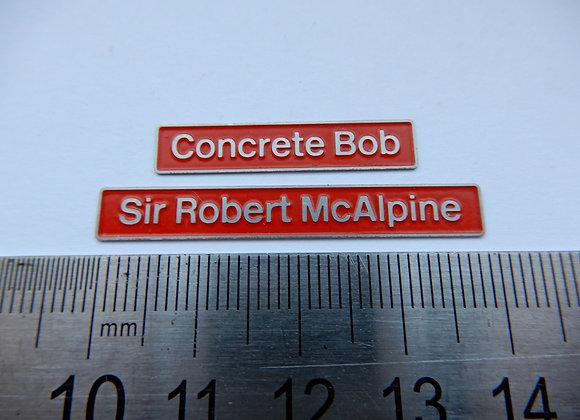 37425 Concrete Bob/ Sir Robert McAlpine