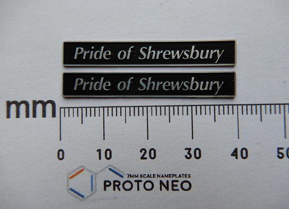 47822 Pride of Shrewsbury