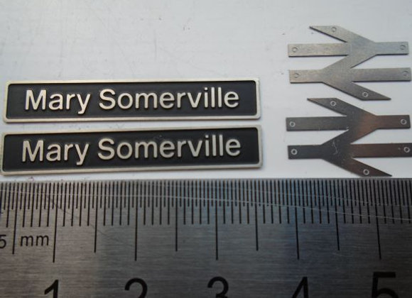 60051 Mary Somerville with double arrows