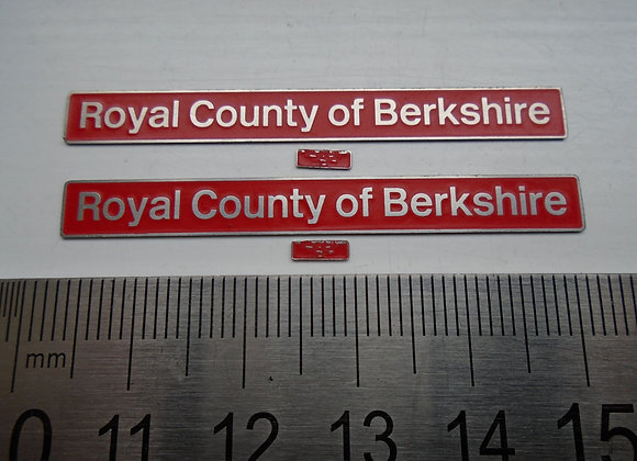 47621 Royal County of Berkshire