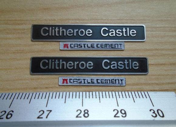 60029 Clitheroe Castle