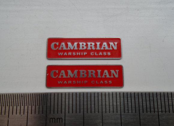 D806 Cambrian