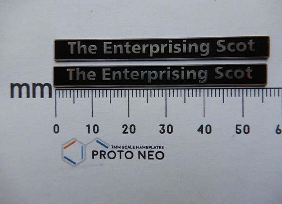 47742 The Enterprising Scot