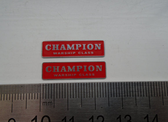 D809 Champion