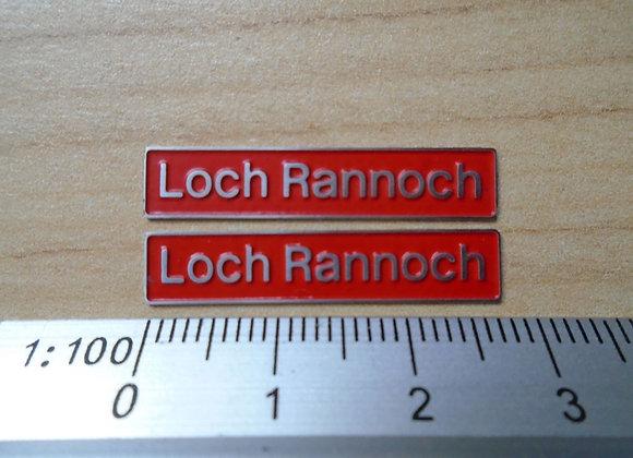 37012 Loch Rannoch