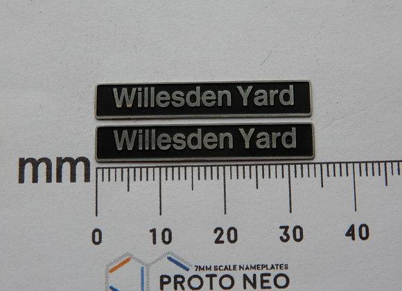 47317 Willesden Yard