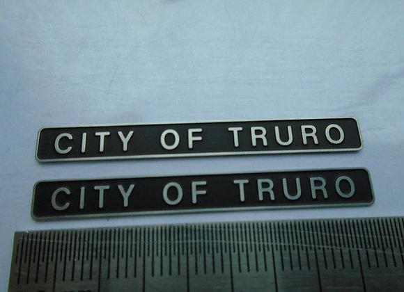 D1660 CITY OF TRURO