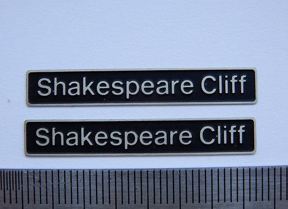 33051 Shakespeare Cliff