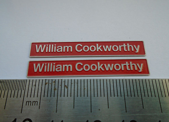 37207 William Cookworthy