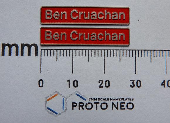 37404 Ben Cruachan