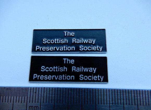 37413 The Scottish Railway Preservation Society