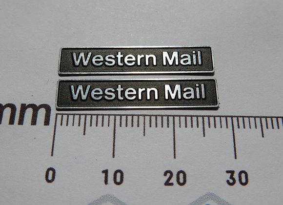 56038 Western Mail