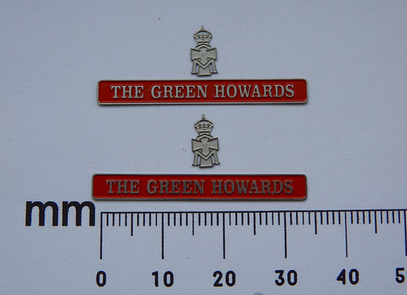 55008 THE GREEN HOWARDS
