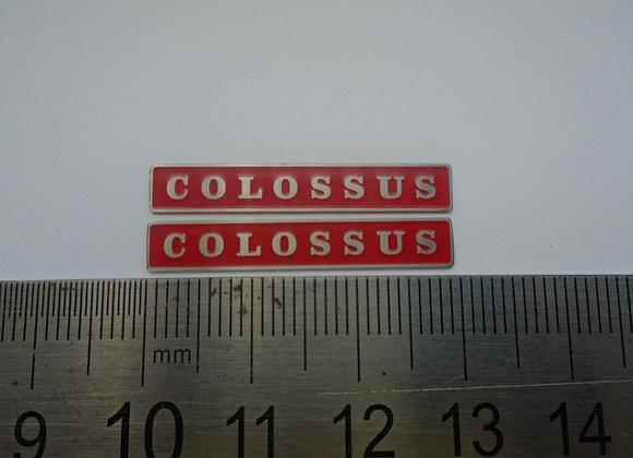 47086 COLOSSUS