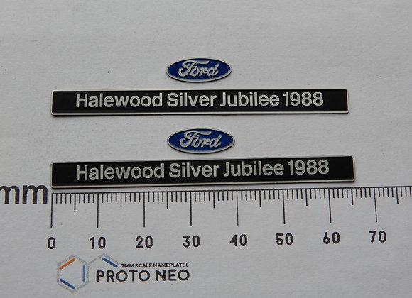 47060 Halewood Silver Jubilee 1988