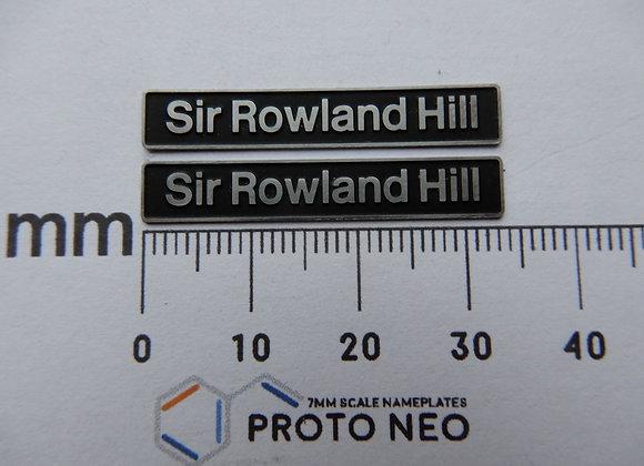 47474 Sir Rowland Hill