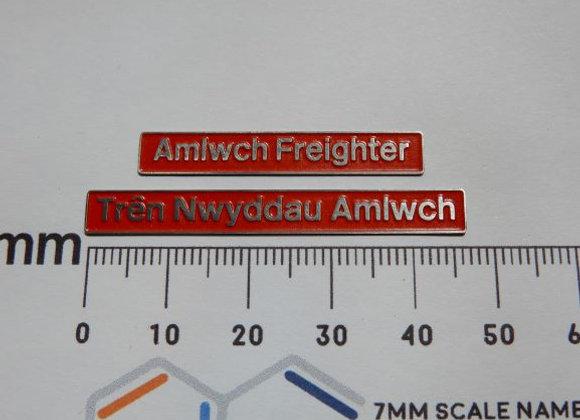 31296 Amlwch Freighter/ Tren Nwyddau Amlwch