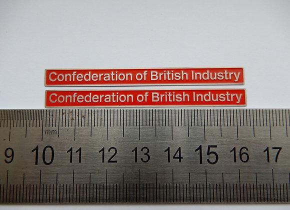 47595 Confederation of British Industry