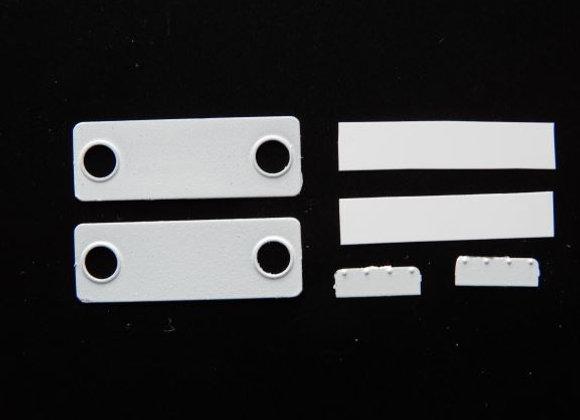 Class 37/0 centre headcode front parts