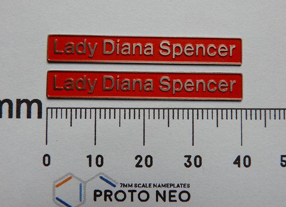 47712 Lady Diana Spencer