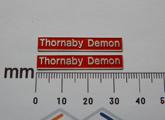 37512 Thornaby Demon